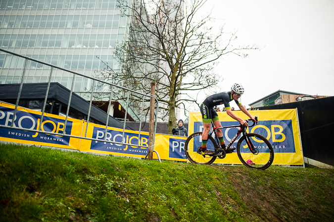 DVV Verzekeringen Trofee Brussels Universities Cyclocross 2020