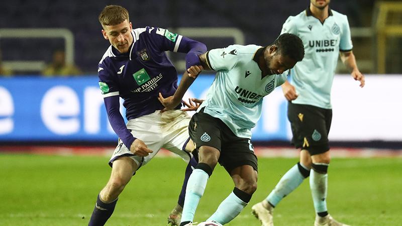 Samenvatting Anderlecht - Club Brugge