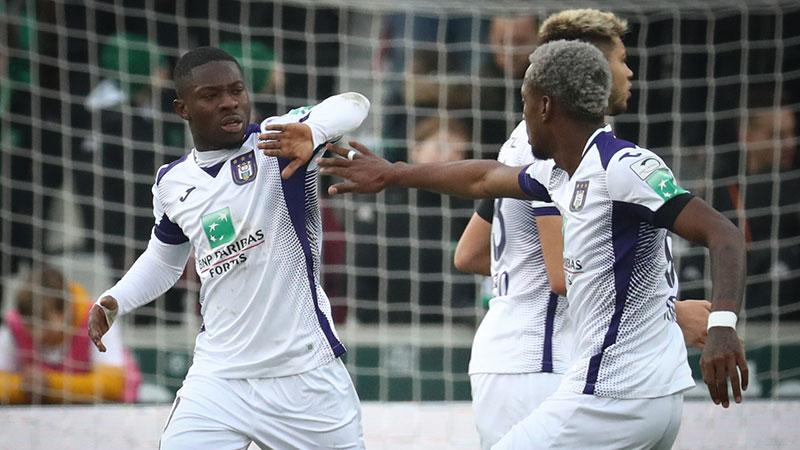 Anderlecht steelt 3 punten bij Cercle