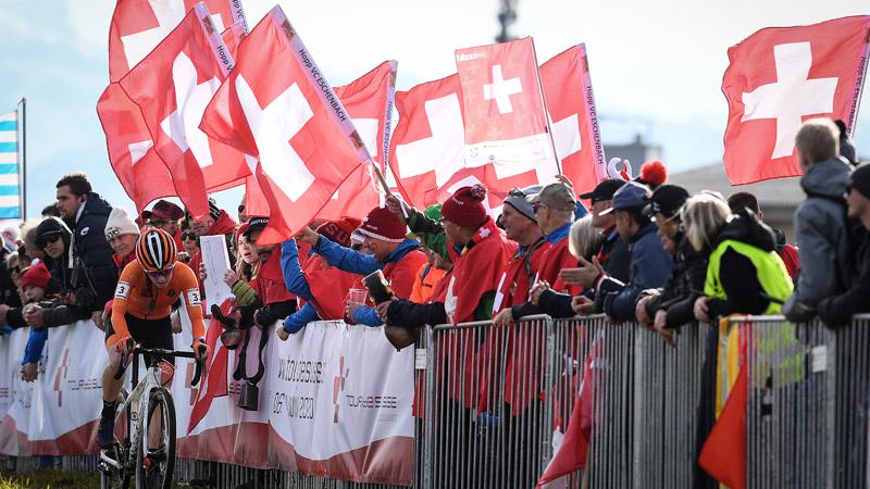 Dag 1 WK veldrijden Dübendorf
