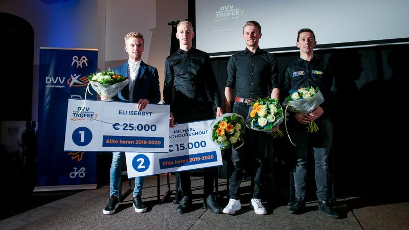 Slotgala DVV Verzekeringen Trofee 2020
