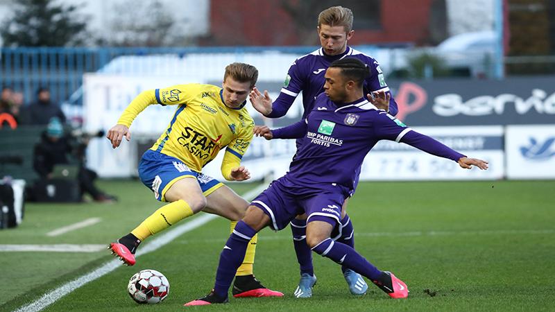 Waasland Beveren Anderlecht