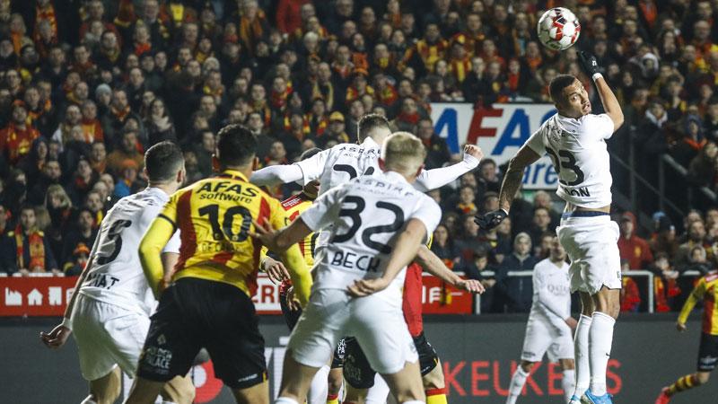 KV Mechelen - KAS Eupen