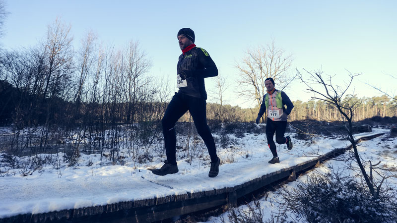 Runners' Lab Nationaal Park Trail Maasmechelen 2021