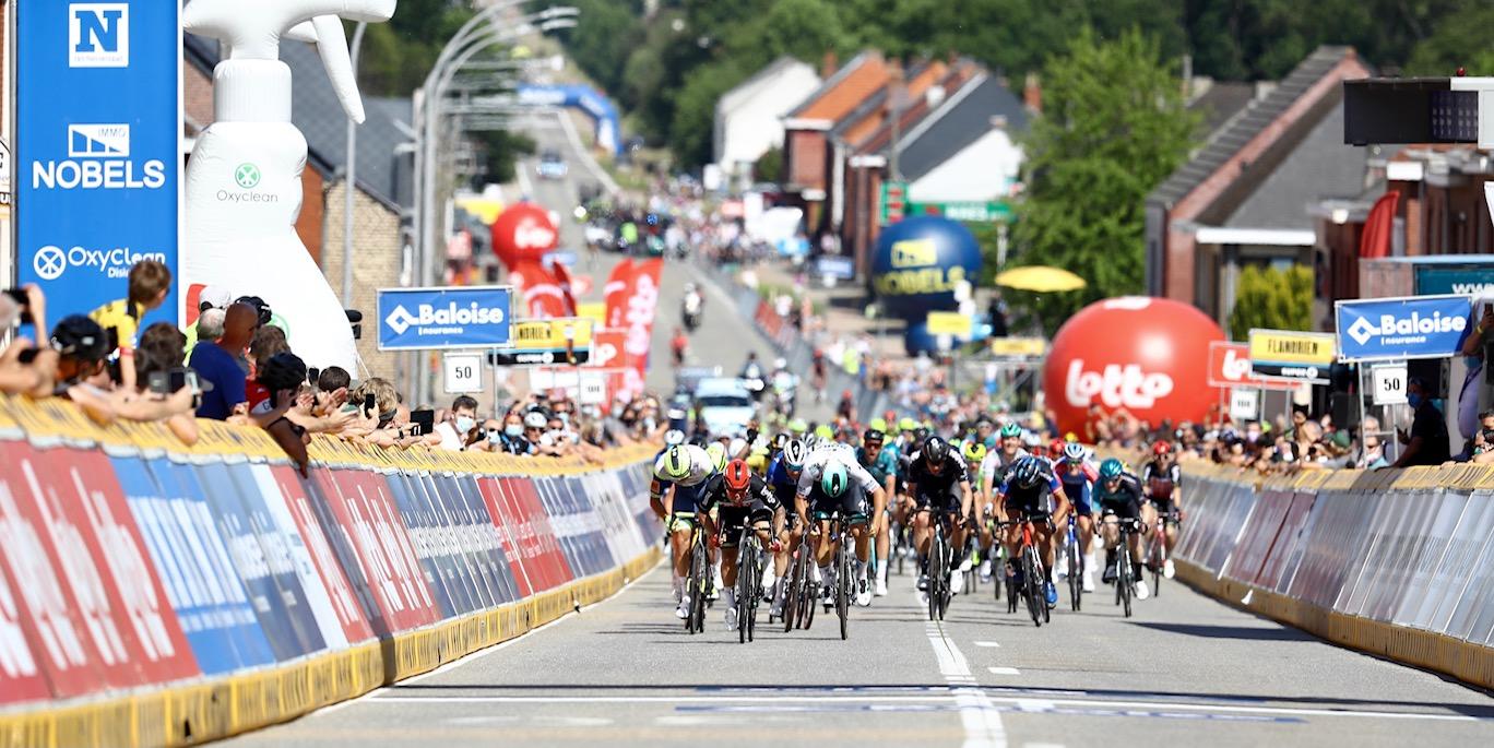Baloise Belgium Tour: Gingelom - Scherpenheuvel-Zichem