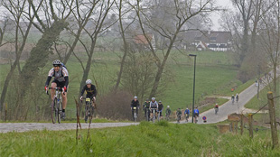 Tour of Flanders for cyclotourists & mountainbikers 2009
