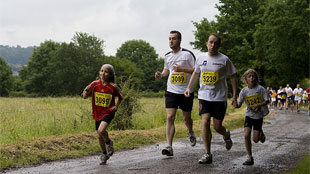 Grand Jogging de Verviers 2009