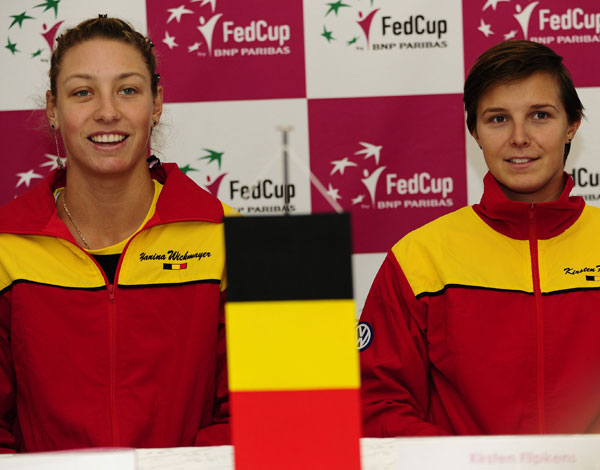 Fed Cup 2010 Fc1