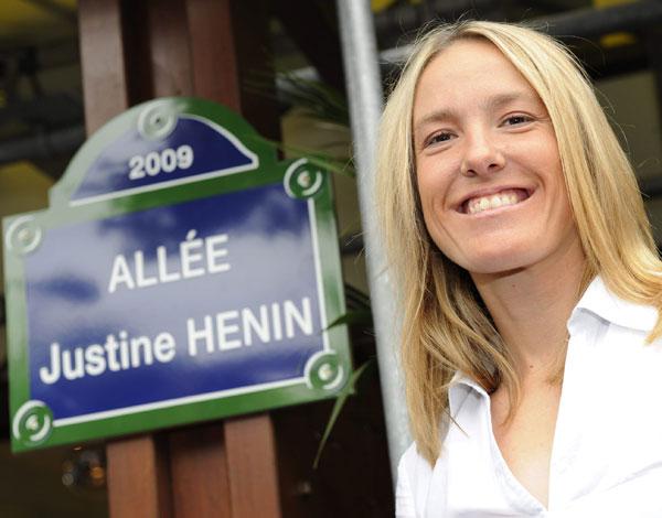 Justine Henin - 2 - Page 17 2009allee