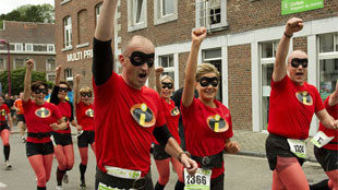 Grand Jogging de Verviers 2010