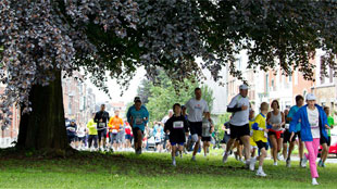 Grand Jogging de Verviers 2011