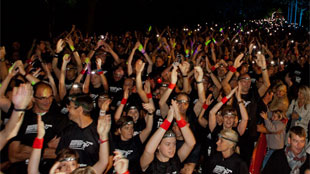 Energizer Night Run 2011