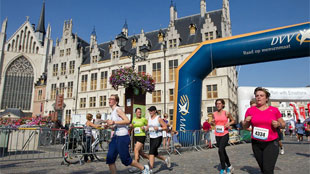 GVA Dwars door Mechelen 2011