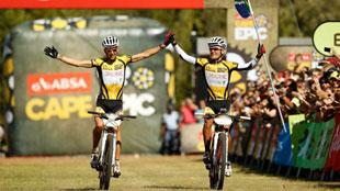 Cape Epic 2012: rit 7