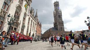 Dwars door Brugge 2012