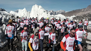 Everest Marathon 2012