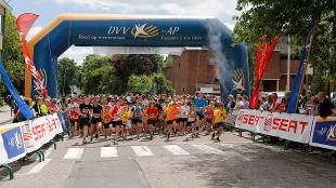 Grand Jogging de Verviers des AP
