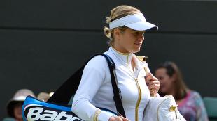 Kim Wimbledon: Match vs. Jelena Jankovic