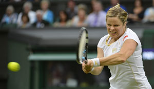 Kim Wimbledon: Match vs. Andrea Hlavackova