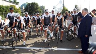 Olympic Bike Trip