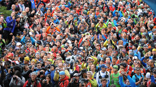 Ultra-Trail du Mont-Blanc 2012
